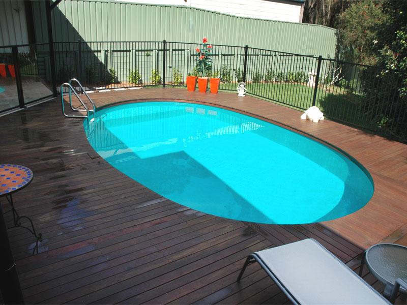 Belmont Pool Coping