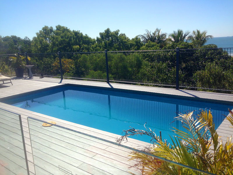 Brightwaters above ground pool paradise pools australia for Best above ground pools australia