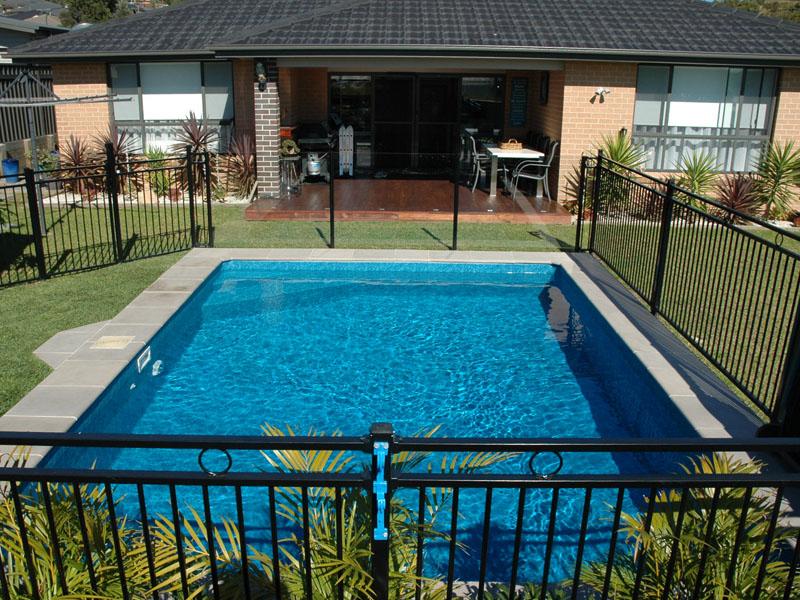 Around The Pool Fascinating Pool Coping & Pool Decking  Paradise Pools Australia