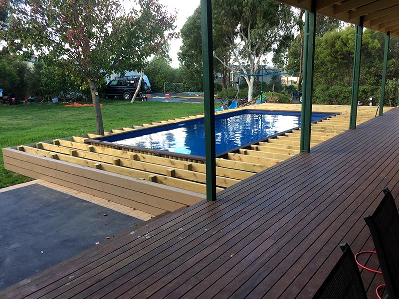 Diy Concrete Swimming Pool Australia