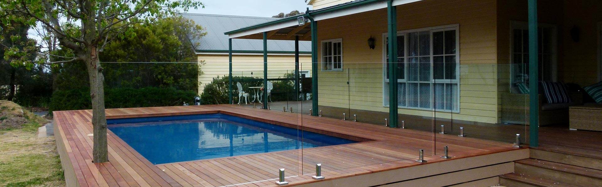 brightwaters above ground pool - Square Above Ground Pool