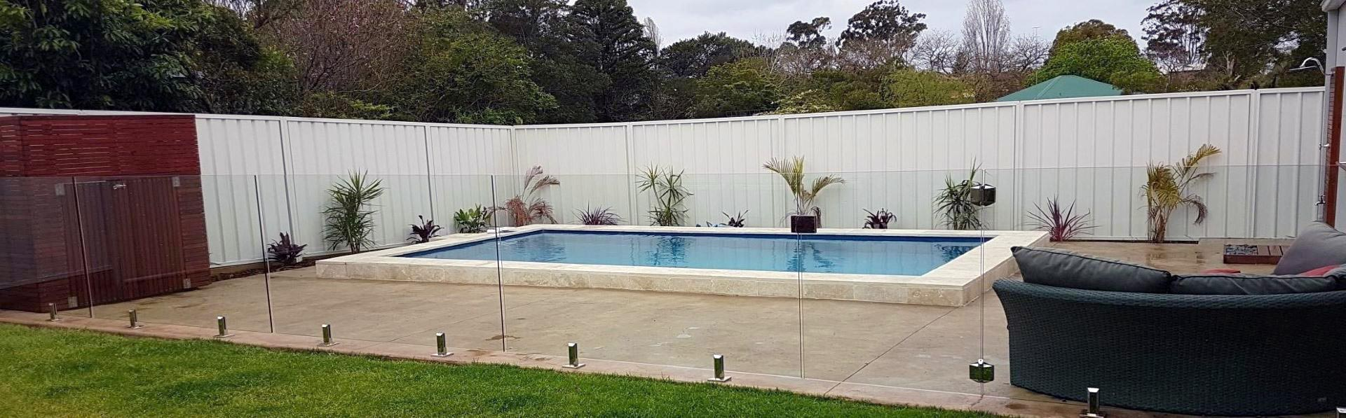 Above Ground Pools Semi Inground Pools Inground Pools Rectangle And Oval Shapes